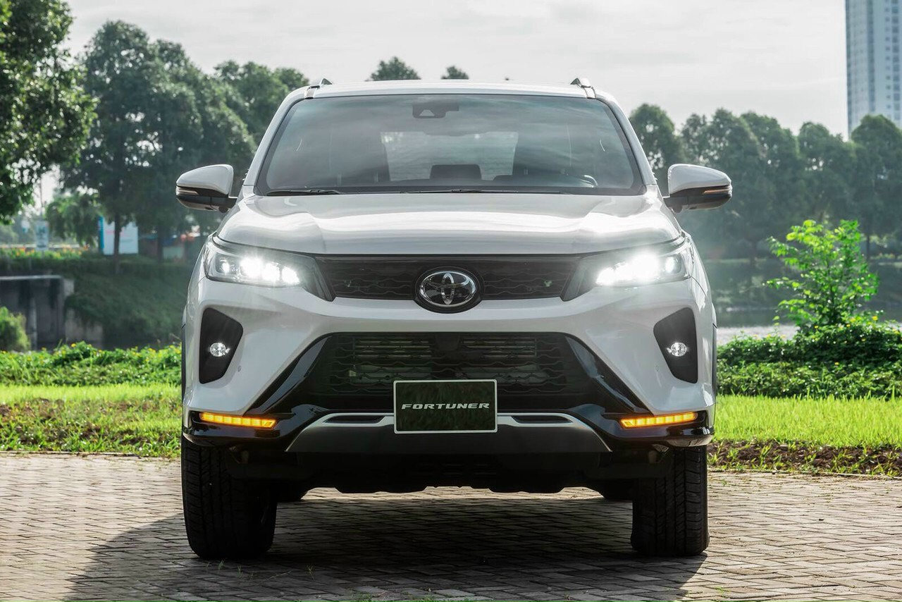 Fortuner Legender 2.8L 2021